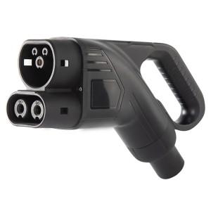 CCS2 DC Charging Plug 80A 125A 1000V DC Combo 2 Connector